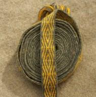 Chevrons simples en laine merinos
