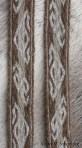 """Ceinture en laine """"brute"""" d'après les fouilles de Hallstatt (Allemagne, Age du fer), 19 tablettes"""