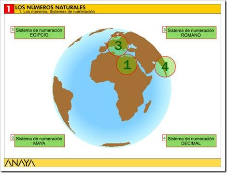 NÚMEROS NATURALES (2/6)