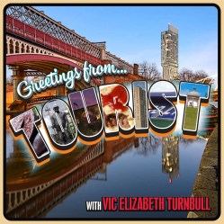Tourist podcast logo