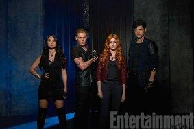 Clary, Jace, Izzy y Alec