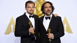 Iñárritu y Dicaprio