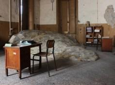 03 - Gian Maria Tosatti - 2_Estate - 2014 - Environmental installation - Detail
