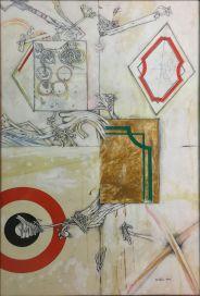 lucio-del-pezzo-senza-titolo-1962-tecnica-mista-su-carta-985x65-cm