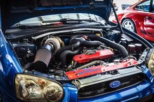 Boostaholics Subaru STi