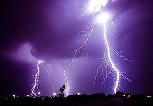 miedo a tormentas