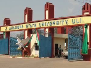 List of courses offered in Anambra state university (Ansu) COOU