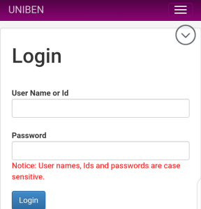 How to Check UNIBEN Post UTME Results Online