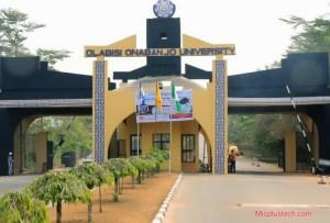Olabisi Onabanjo University, Ago Iwoye OOU Admission Acceptance Fee Amount and payment procedure