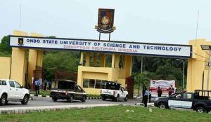 OSUSTECH Post UTME/Direct Entry Screening Form