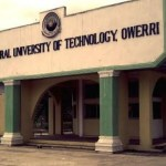 FUTO Part Time Degree Admission Form