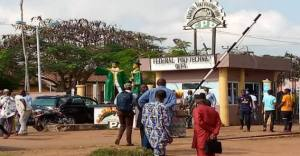 Federal Poly Offa Post UTME Form