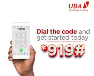 UBA Bank Transfer Code