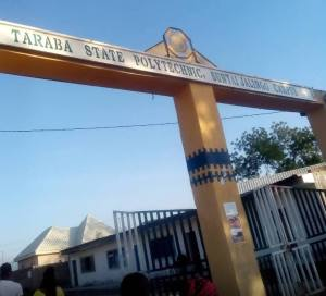 Taraba State Poly Post UTME Screening Form