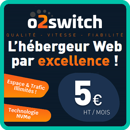 Offre o2switch