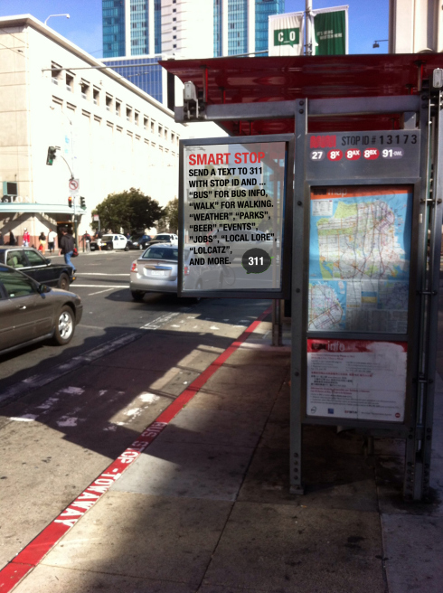 Smart Bus Stops Done Dirt Cheap | Hack Your City