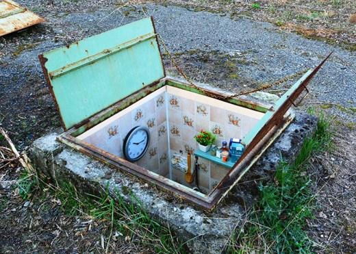 Secret Rooms in Milan's Abandoned Manholes, titled: Borderlife