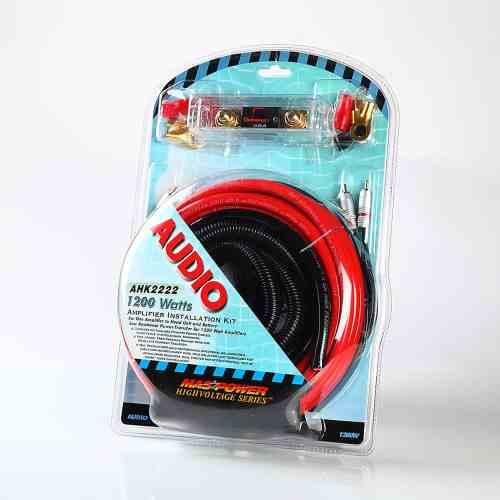 small resolution of 4 gauge complete car amp lif1200 watts complete amplifier wiring ahk2222 code ahk2222