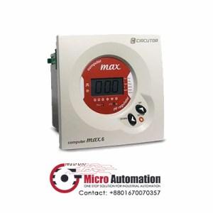 Computer MAX6 Power Factor regulator Micro Automation Bd