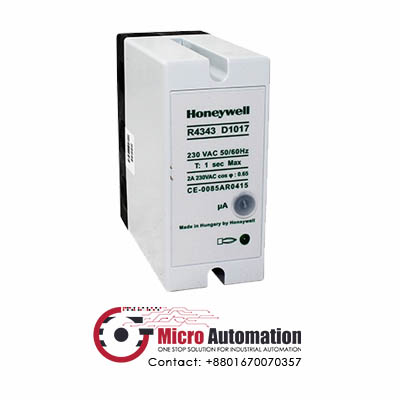Honeywell R4343E1014 Burner detector Flame Detector Flame Sensor Micro Automation BD