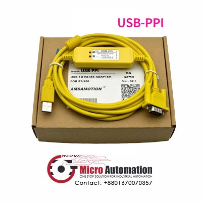 Siemens S7 200 USB PPI PLC Programming Cable Micro Automation BD