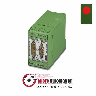 Phoenix Contact PSM EG RS232 RS422 P4K Interface Converter Bangladesh