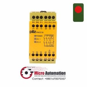 Pilz PNOZ X3 AC DC Safety Relay Bangladesh