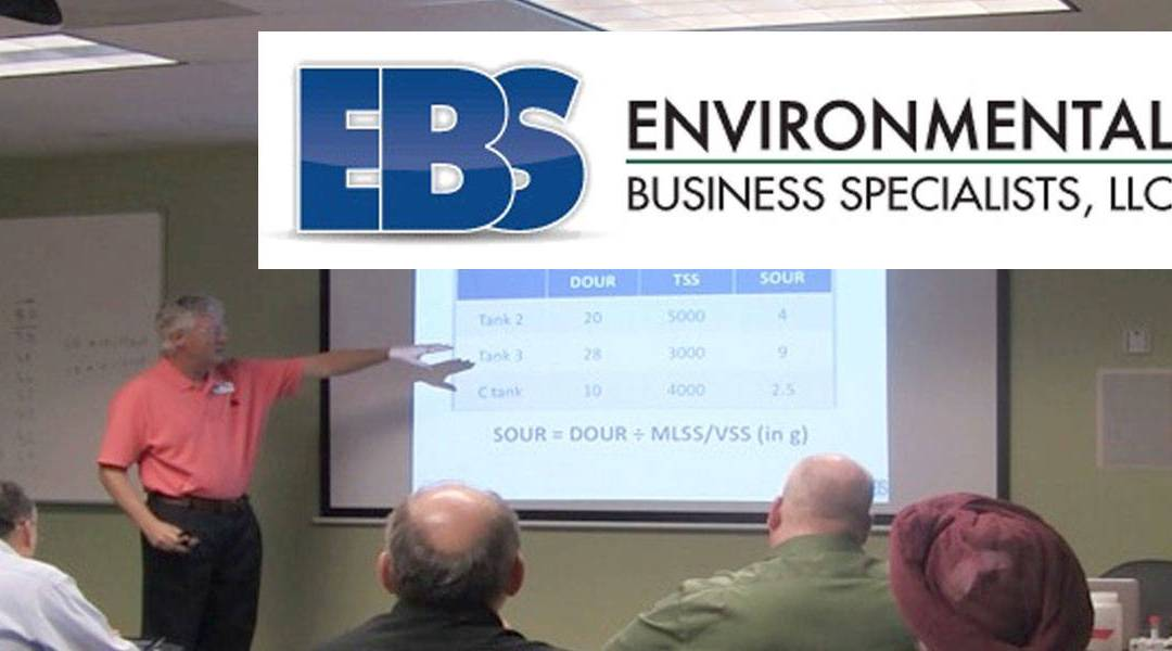 EBS and Microbe Detectives Partner to Improve Wastewater Performance