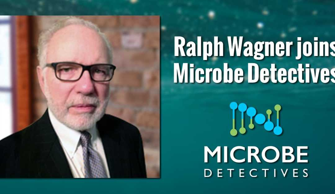 Water Executive Ralph Wagner Joins Microbe Detectives