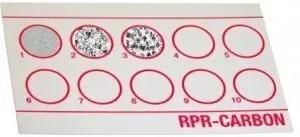 RPR Test card