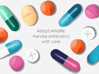 aware classification of antibiotics