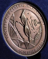 Society for General Microbiology Prize Medal