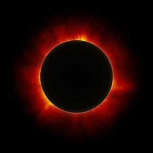 Microbes Fly Overhead in This Year's Solar Eclipse