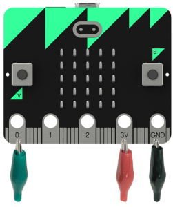 microbit potentiometer connections