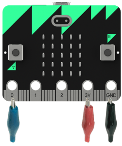 microbit mini-speaker connections