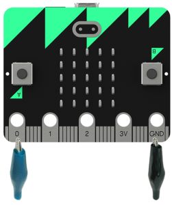 microbit piezo connections