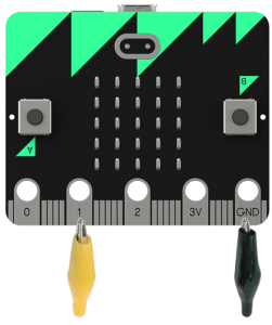 microbit servo connections