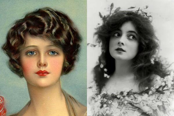 Evolution Of Eye Makeup Looks