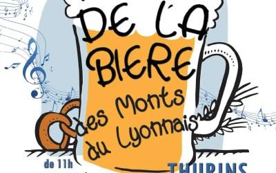 fête de la bière des monts du lyonnais