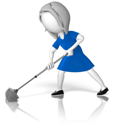Make Money Doing Spring Cleaning