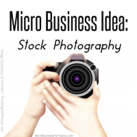 Have a passion to take pictures? Why not turn that passion into a money making micro business!