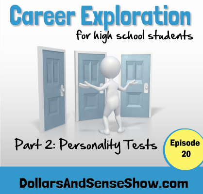 Career Exploration Part 2. Personality Tests