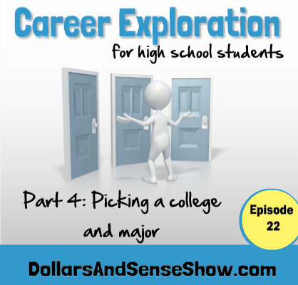 Career Exploration Part 4. Picking a college.