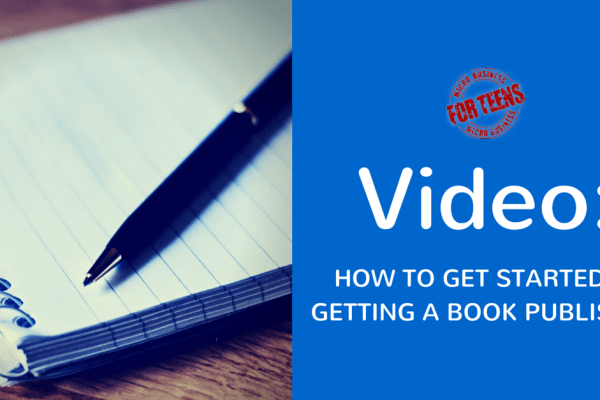Video: How to Get Started in Getting a Book Published