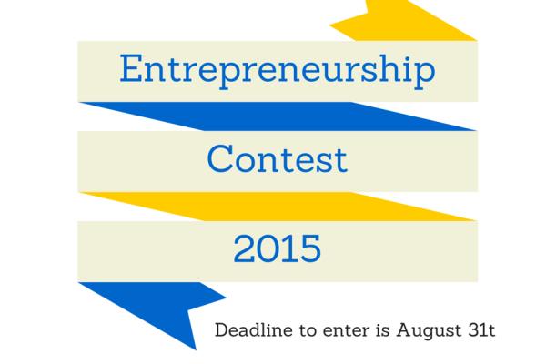 Entrepreneurship Contest 2015