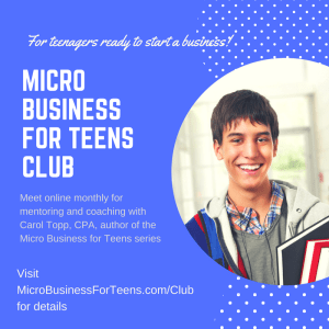 Micro Businessfor TeensClub