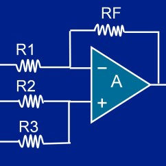 Circuit Diagram Of Non Inverting Amplifier Goodman Electric Heater Wiring Summing Developer Help Jpg