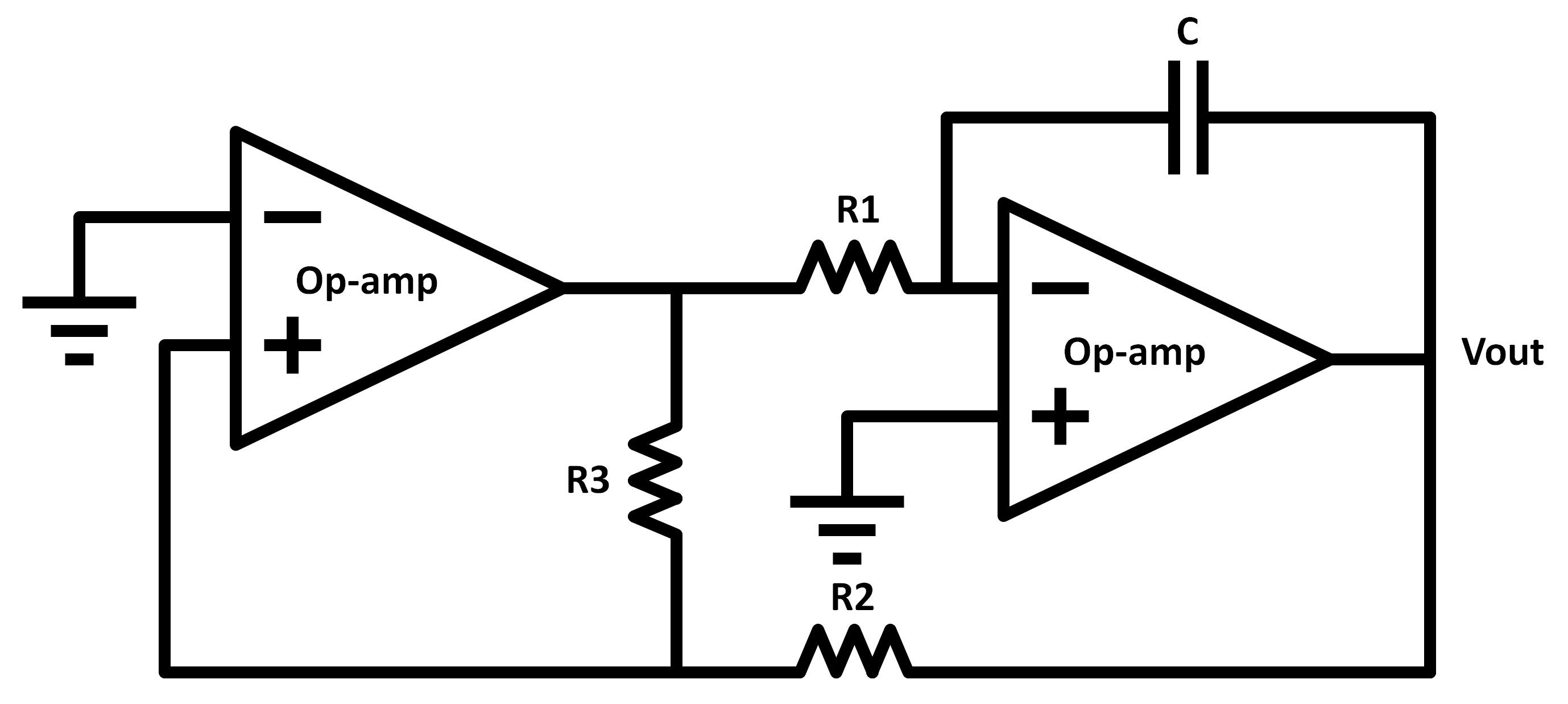 Square Wave Oscillator Circuit Diagram
