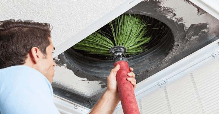 Air Duct Mold Removal