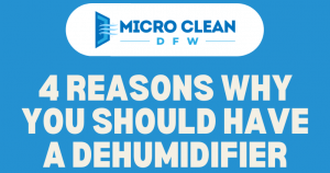 4 Reasons Why You Should Have A Dehumidifier